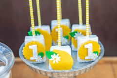 Lemonade Theme Birthday