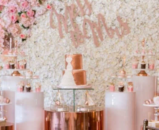CHAMPAGNE BRUNCH BRIDAL SHOWER F and M Events Planner New Jersey
